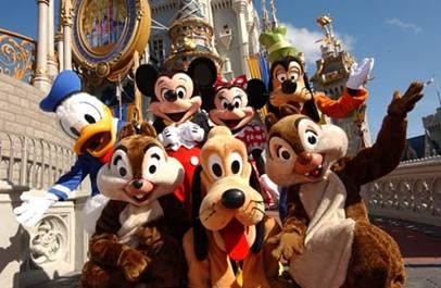 Spaß für Groß und Klein. Foto: Walt Disney World® Resort