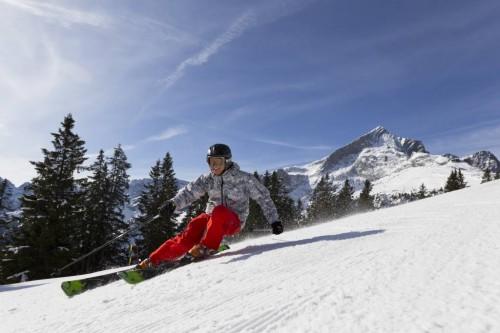 Skispaß Garmisch Classic. Foto:Bayerische Zugspitzbahn Bergbahn AG/Farys.
