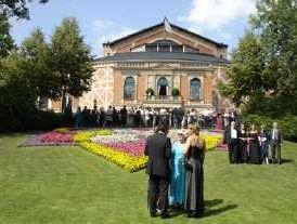 Gruppenreisen-Bayreuth-Wagner