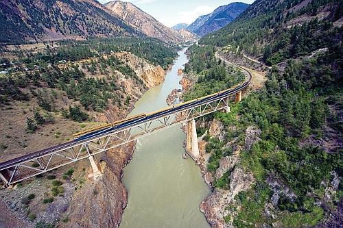 Canyon_Bridge  Copyright Armstrong Group