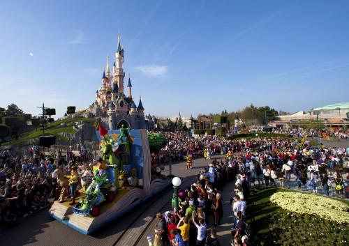 Disney Parade ©Disney