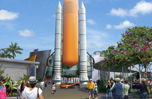 Atlantis ©Kennedy Space Center Visitor Complex