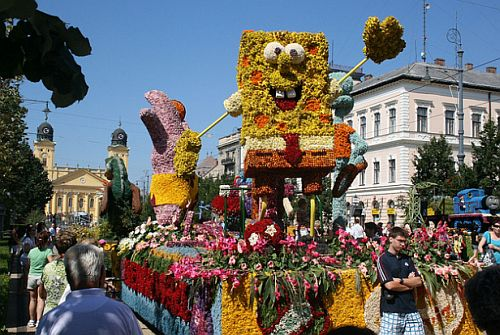 Blumenkarneval-Debrecen