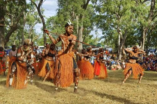Laura Aboriginal Dance Festival © Queensland - Australia