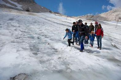 Zugspitze-Gletscher