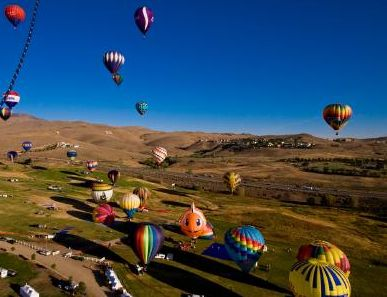 Ballon-Nevada
