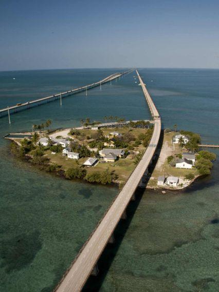 Florida-Keys-Flug