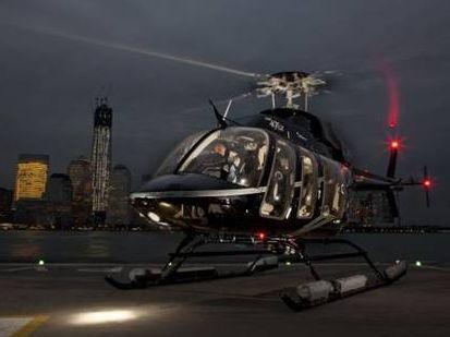NewYork-Helikopter