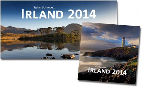 Irland Kalender ©Stefan Schnebelt
