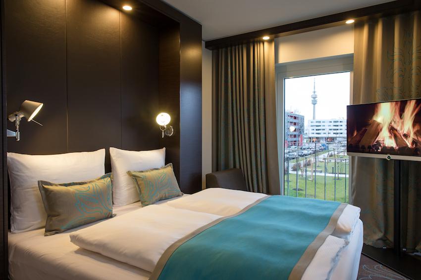 Motel One M Nchen Olympia Gate Er Ffnet Tv Travelnews24
