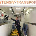Intensivtransporter - Foto: Fraport