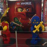 Lego Ninjago in Lebensgröße