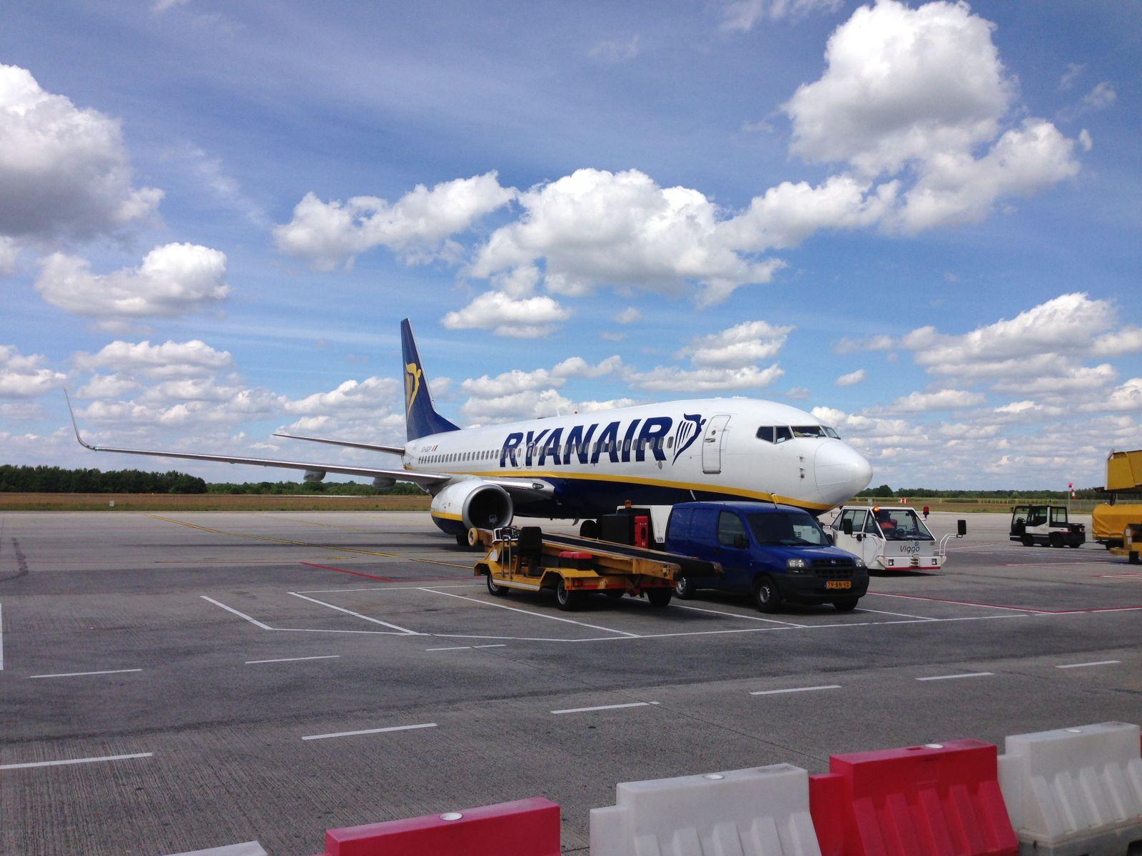 Ryanair Piloten wollen am Freitag (22.Dez.) an deutschen ...